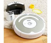 Roomba 535 – Awesome Toy; Okay Vacuum