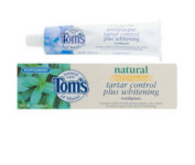 Tom's of Maine Toothpaste – Healthy, Tasty and Eco-Friendly