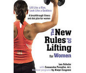 Review of The New Rules of Lifting for Women [weight lifting]