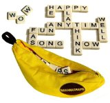 Bananagrams – You'll go bananas for this simple game