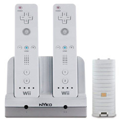 Nyko Charge Station for Nintendo Wii – Thumbs Down