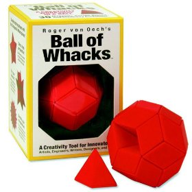 The Ball of Whacks – Creative Fun and Geekery