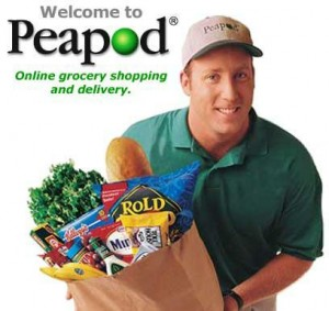 Peapod – Makes groceries magically appear at your house!