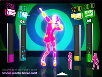 Wii Just Dance – Or Not.